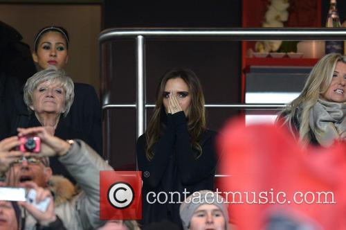 Victoria Beckham, Sandra Beckham and Joanne Beckham 7