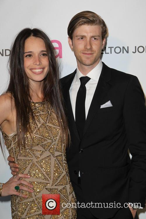 Chelsea Tyler and Jon Foster