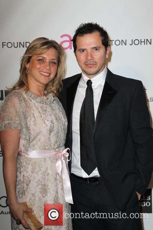 John Leguizamo and Justine Maurer 3