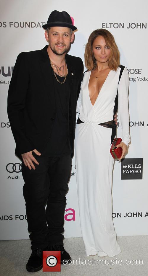 Nicole Richie and Joel Madden 5