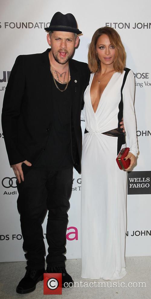 Nicole Richie and Joel Madden 7
