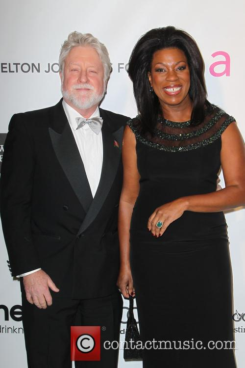 Lorraine Toussaint with friendly, fun, Husband Micah Zane