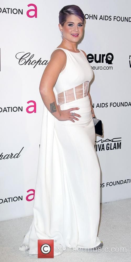 Kelly Osbourne, Elton John Oscar Party