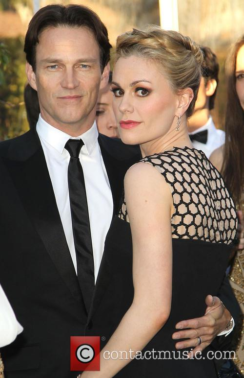 Anna Pacquin and Stephen Moyer
