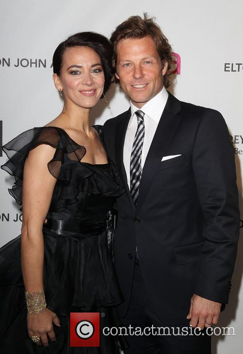 Jamie Bamber and Kerry Norton 2