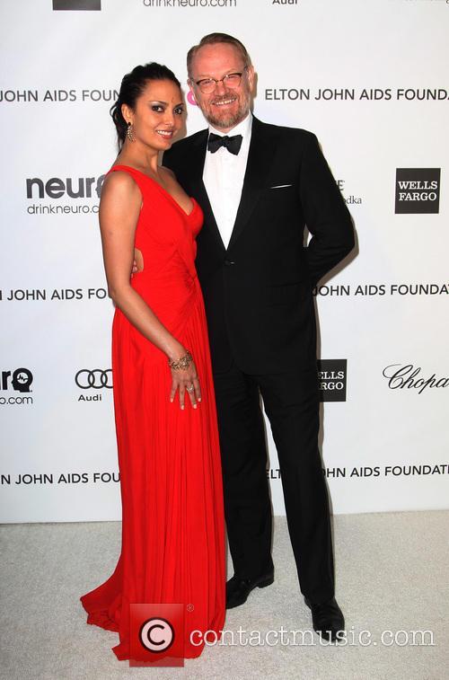 Allegra Riggio and Jared Harris 2