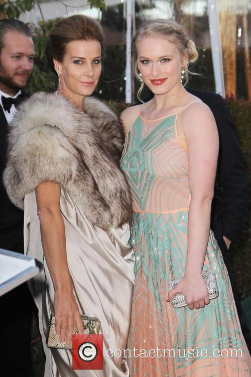 Rachel Griffiths and Leven Rambin 2