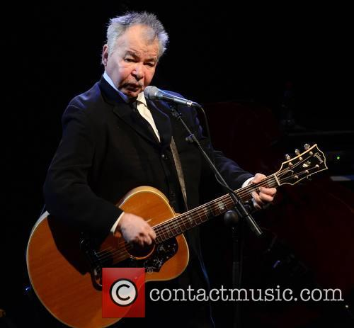 American Country Singer John Prine performs at Vicar...