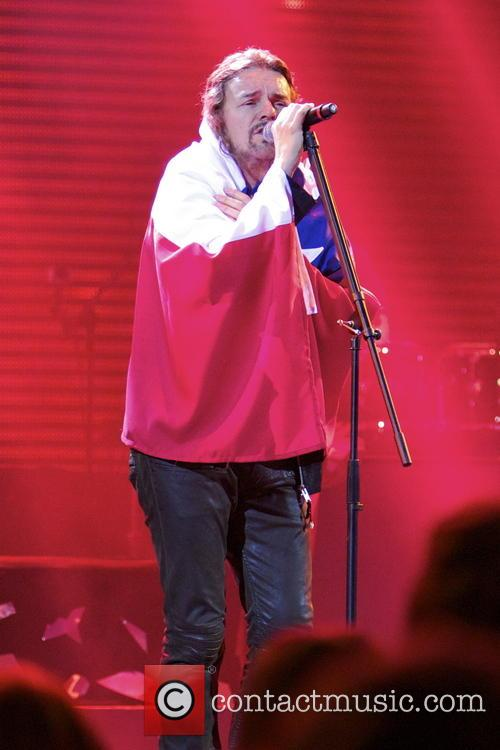 Mana performs at the 54th annual International Music Festiva