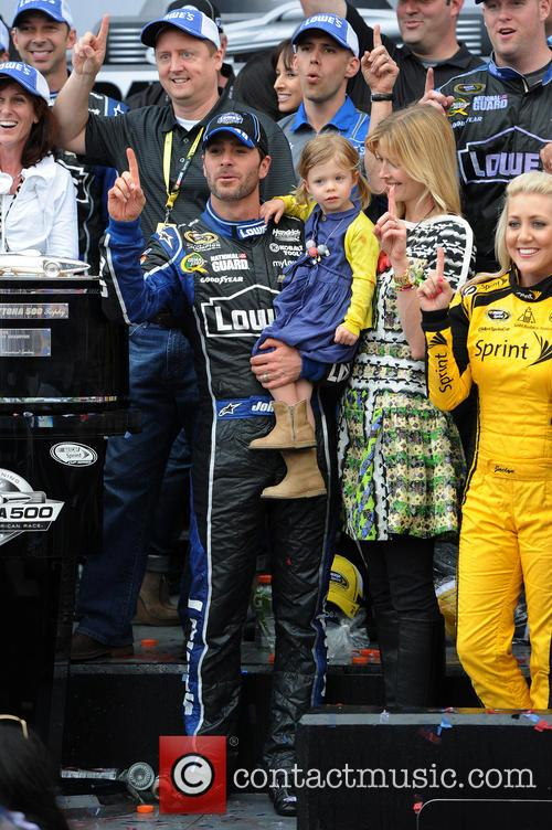 Jimmie Johnson 4