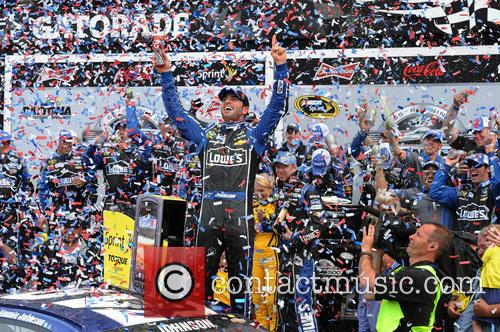 Jimmie Johnson 6