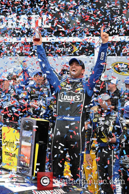 Jimmie Johnson 8