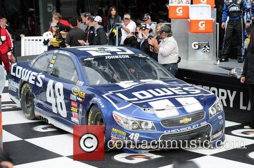 Jimmie Johnson 1