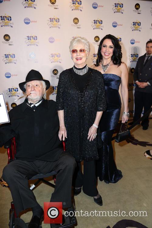 Marty Ingels and Shirley Jones