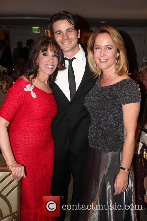 Erin Murphy, Kate Linder and Jason Ritter 4