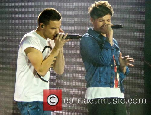 Liam Payne and Louis Tomlinson 3