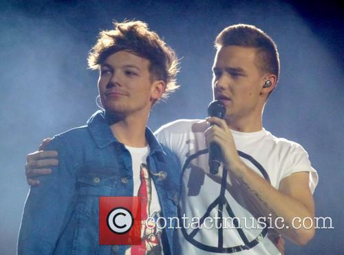 Louis Tomlinson, Liam Payne and One Direction 3