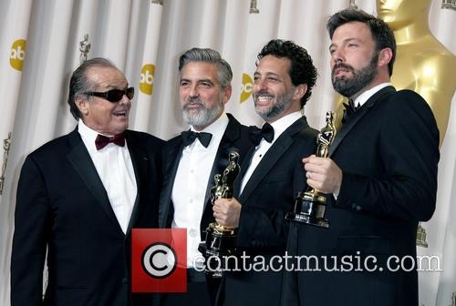 company: Jack Nicholson, George Clooney, Grant Heslov and Ben Affleck