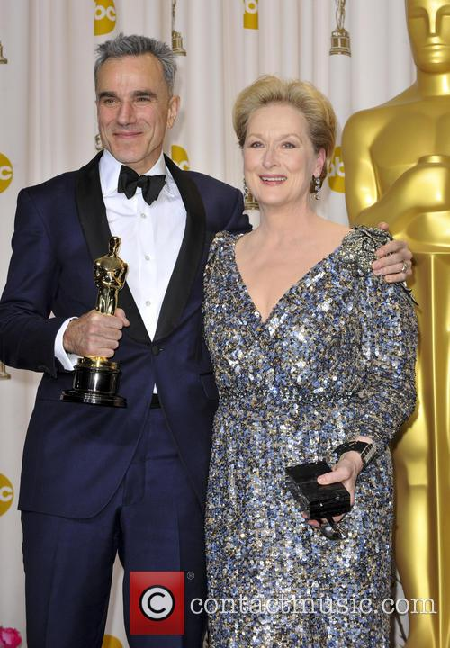 Daniel Day-Lewis and Meryl Streep 2