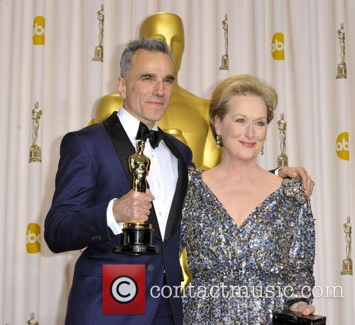 Daniel Day-lewis and Meryl Streep 6