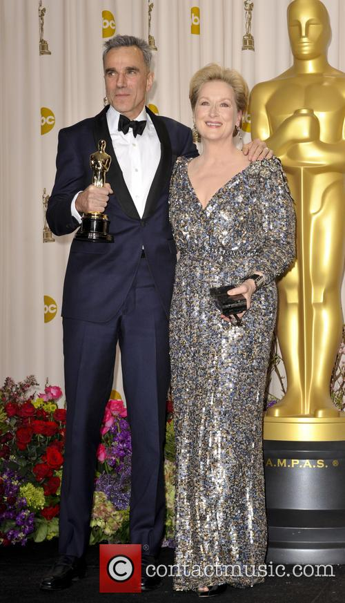 Daniel Day-lewis and Meryl Streep 7