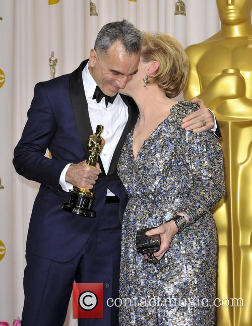 Daniel Day-Lewis and Meryl Streep 1
