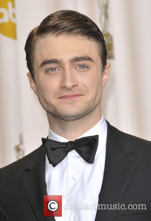 daniel radcliffe the 85th annual oscars at 3525270