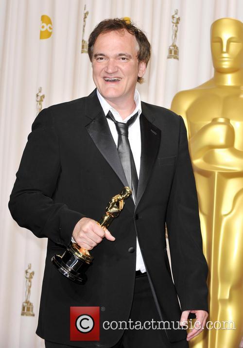 Quentin Tarantino, Oscars 2013