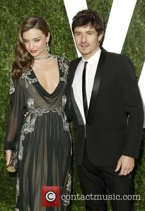 Miranda Kerr and Orlando Bloom 4