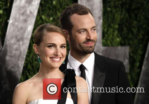 Natalie Portman and Benjamin Millepied 5