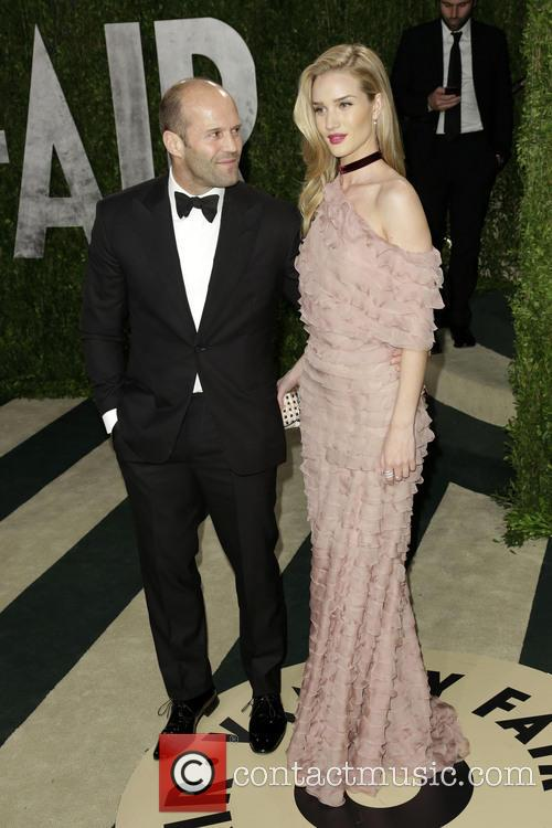 Jason Statham and Rosie Huntington-whiteley 1