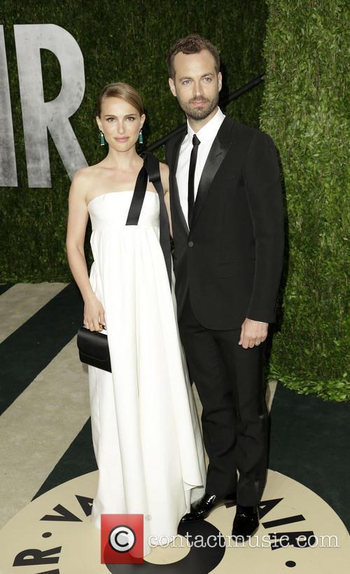 Natalie Portman and Benjamin Millepied 6