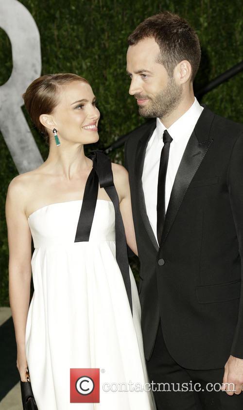 Natalie Portman and Benjamin Millepied 7