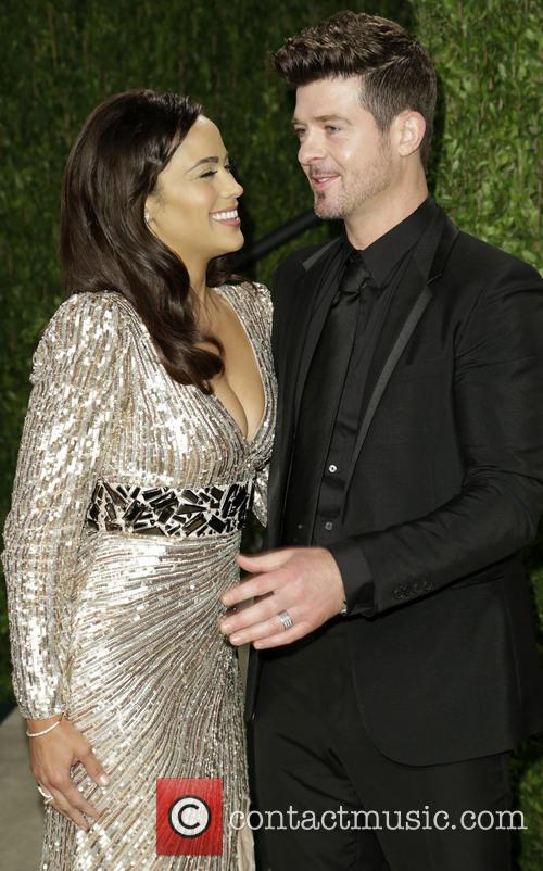 Robin Thicke Paula Patton Rumours