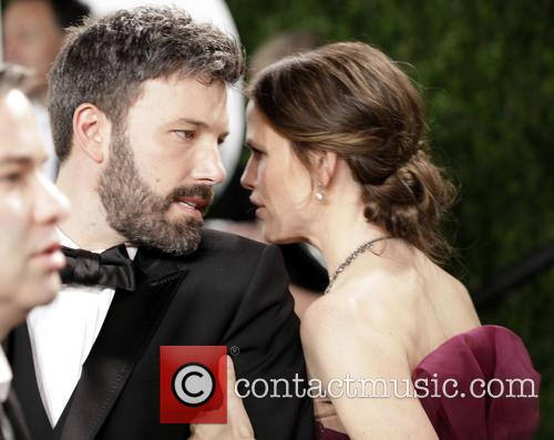 Ben Affleck and Jennifer Garner 2