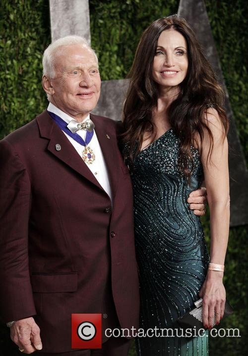 Buzz Aldrin and Guest 2