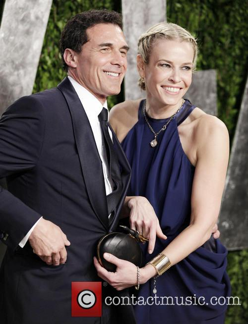 Chelsea Handler and Andre Balazs 2