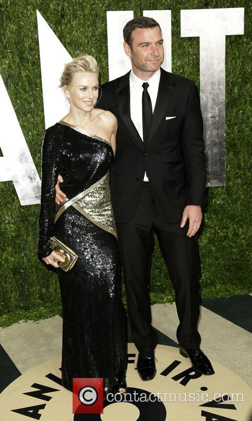 Naomi Watts and Liev Schreiber 5