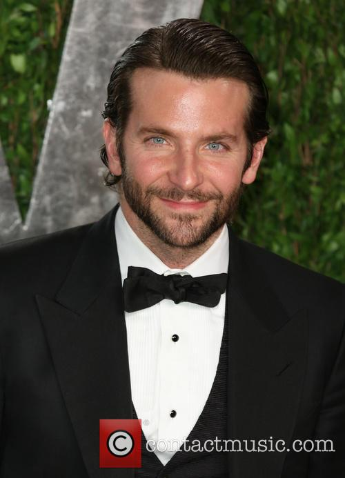Bradley Cooper - 2013 Vanity Fair Oscar Party at Sunset Tower - Arrivals - West Hollywood, California, United States
