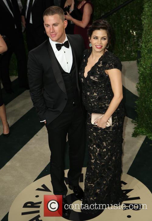 Channing Tatum and Jenna Dewan-tatum 2
