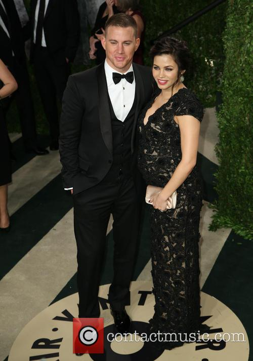Channing Tatum, Jenna Dewan-Tatum, The Sunset Towers