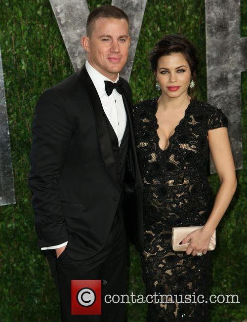 Channing Tatum and Jenna Dewan-tatum 4