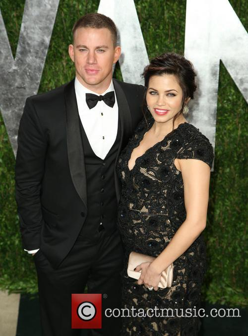 Channing Tatum and Jenna Dewan-tatum 5