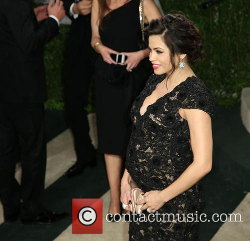 Jenna Dewan and Vanity Fair 2