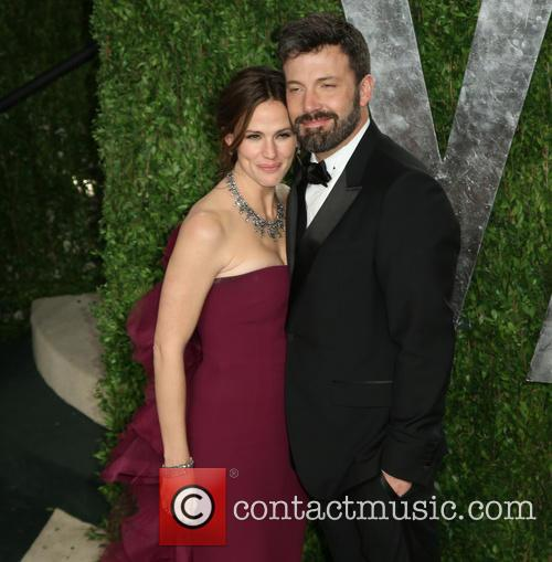 Jennifer Garner and Ben Affleck 6