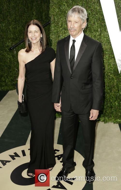 Scott Glenn and Carol Schwartz