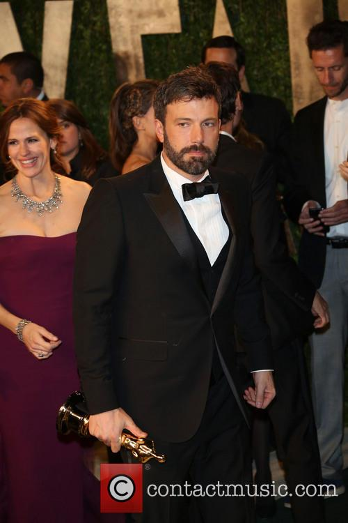 Ben Affleck and Jennifer Garner 4