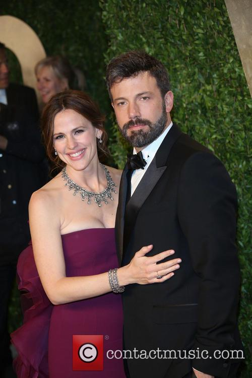 Ben Affleck and Jennifer Garner 6