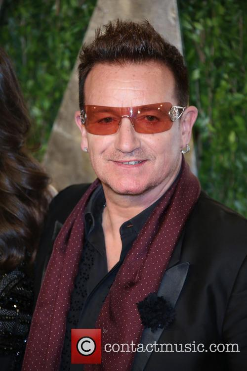 Bono, Sunset Tower