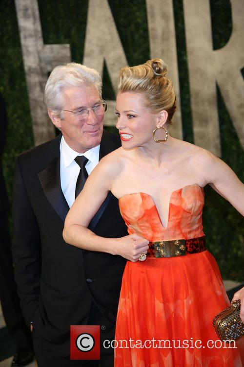 Elizabeth Banks and Richard Gere 4